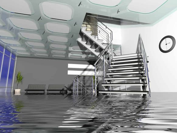 Commercial Water Damage Restoration